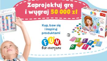 KONKURS TREFL I SIECI BIEDRONKA: Zaprojektuj grÄ™ i wygraj 50 tys. PLN!