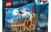 LEGO® HARRY POTTER I FANTASTYCZNE ZWIERZĘTA – WPROST ZE ŚWIATA CZARODZIEJÓW