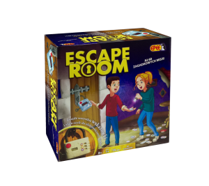 EP03196 Escape Room - gra elektroniczna