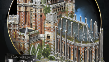 TACTIC wprowadza puzzle 3D na licencji GRY O TRON!