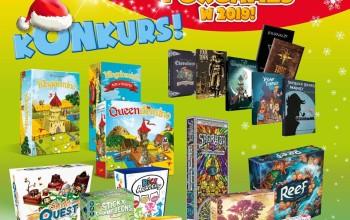FOXGAMES: Wielki Konkurs Świąteczny!