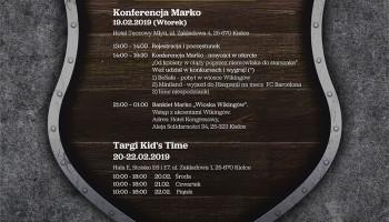 MARKO: Zaproszenie do Wioski Wikingów