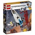 KOLEKCJONERSKIE LEGO® OVERWATCH® JUŻ NA RYNKU!