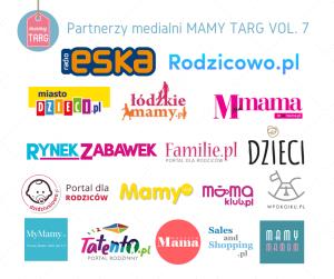 Partnerzy medialni MAMY TARG VOL. 7 - n