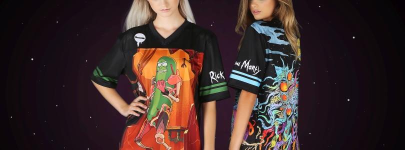 Światowa premiera kolekcji ubrań Rick and Morty x BlackMilk
