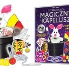 Magiczny kapelusz z króliczkiem – 150 sztuczek