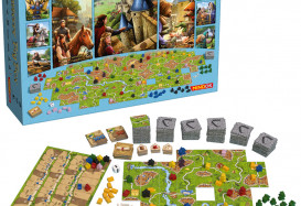 """Carcassonne"" w wersji Big Box – dodruk"