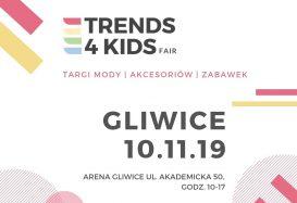 Targi Trends 4 Kids po raz trzeci w Gliwicach!