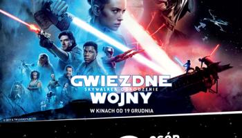 Konkurs Gwiezdne wojny: Skywalker. Odrodzenie.