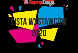 Poznaj wystawców RemaDays Warsaw 2020