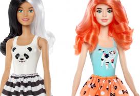 Barbie Color Reveal Kolorowe Niespodzianki