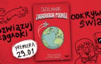 """FOXGAMES: premiera nowego """"Dziennika: Zagadkowa Podróż"""" już 29 stycznia!"""