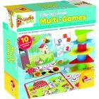 Zestaw gier i zabaw edukacyjnych