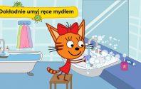 """ELC: poleca """"Kot-o-ciakowy"""" edukacyjny materiał dla dzieci"""