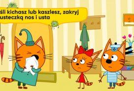 """Kot-o-ciakowe"" materiały edukacyjne"