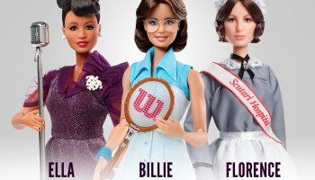 MATTEL – nowe lalki Barbie
