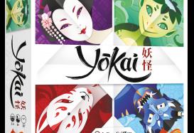 """FOXGAMES: """"Yokai"""" – nowość wydawnicza"""