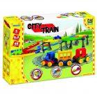 PlayTracks Railway – City Train