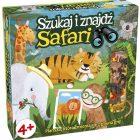 """Szukaj i znajdź. Safari"""
