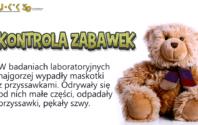 Zabawki z przyssawkami – kontrola Inspekcji Handlowej