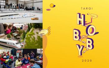 Zobacz, co Cię czeka na Targach HOBBY 2020