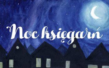 Noc Księgarń 2020. Znamy datę tegorocznej edycji wydarzenia!