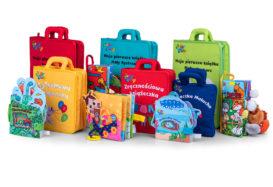 JollyBaby nowa marka książeczek edukacyjnych od firmy DUMEL