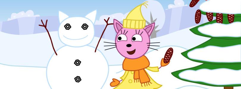 Kot-O-Ciaki zapraszają do świątecznej zabawy!