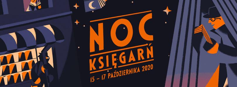 Noc Księgarń 2020: 1,5 mln widzów festiwalu w Internecie