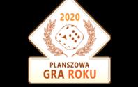 Wielki finał Planszowej Gry Roku 2020: LAUREACI!