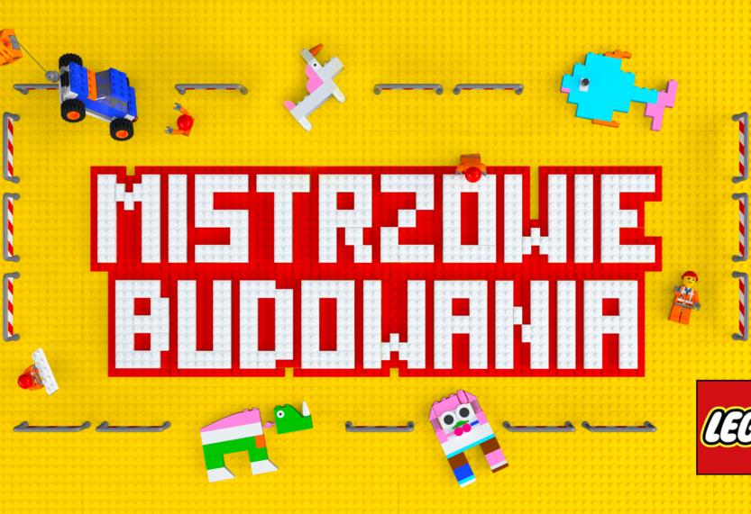 Ferie z LEGO® – rusza projekt MISTRZOWIE BUDOWANIA!