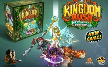 """Kingdom Rush Elemental Uprising"" od 8 lutego br. na Gamefound"