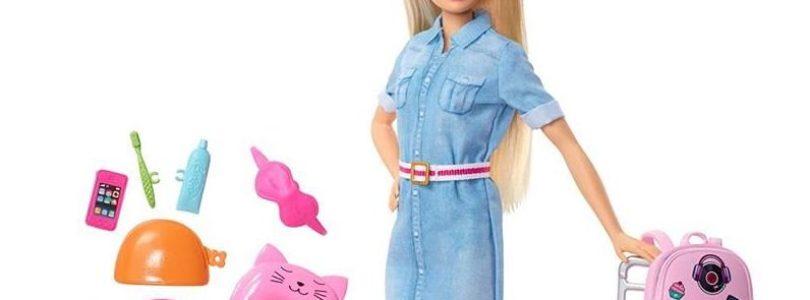 Barbie w pandemii z najwyższą sprzedażą od ponad pięciu lat