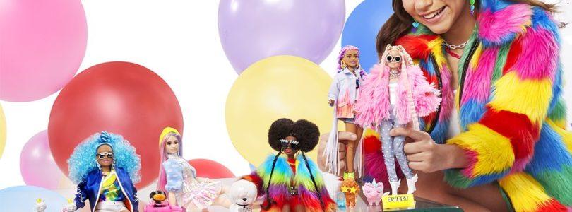 Barbie® Extra – baw się modą, pokaż swój styl