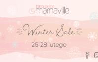 MAMAVILLE TARGI ONLINE WINTER SALE 26-28 LUTEGO