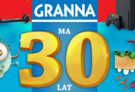 GRANNA świętuje 30 lat!