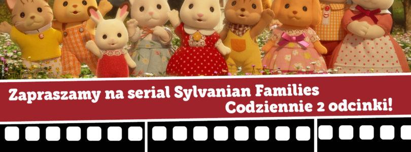 Serial Sylvanian Families już w maju w MiniMini+