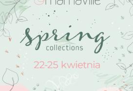 Mamaville Targi Online SPRING COLLECTIONS: 22-25 kwietnia br.