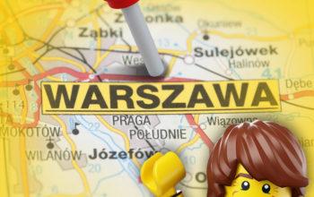 LEGO® otwiera nowy sklep w Warszawie!
