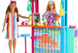 Barbie Loves The Ocean – nowa linia lalek z przetworzonego plastiku*