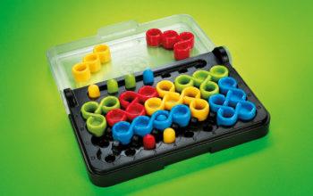 """Małe pudełka wielkich możliwości, czyli linia IQ z serii """"SmartGames"""""""