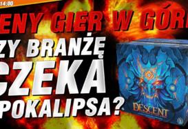 PORTAL GAMES: Planszówki TV – Ceny gier w górę!