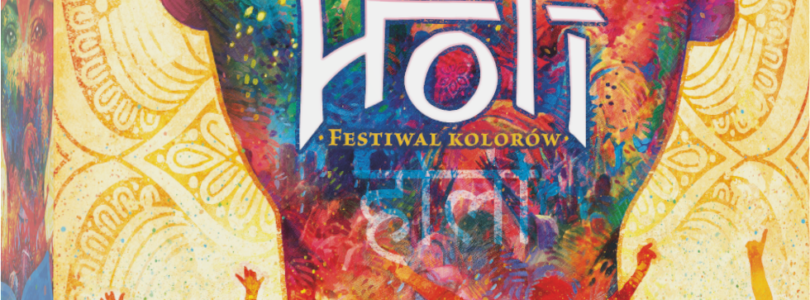 """MUDUKO: ruszyła przedsprzedaż gry """"Holi Festiwal Kolorów"""""""