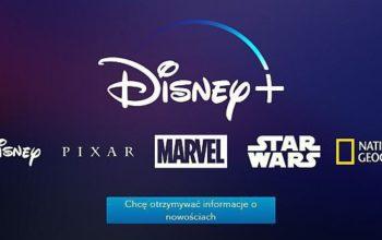 Disney+ pojawi się w Polsce w połowie 2022 roku