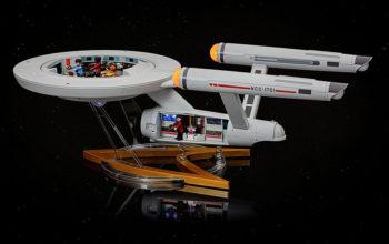 Playmobil wypuszczaStar Trek U.S.S. Enterprise model